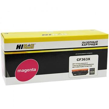 Картридж лазерный HP 508X, CF363X (Hi-Black)
