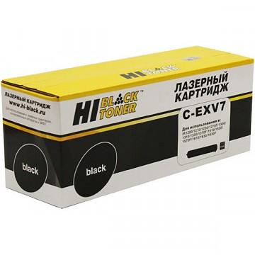 Картридж лазерный Canon C-EXV7, 7814A002 (Hi-Black)