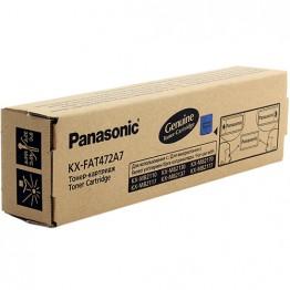 Картридж лазерный Panasonic KX-FAT472A7