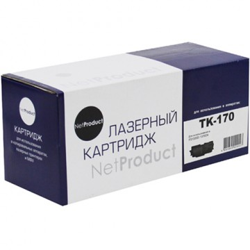 Картридж лазерный Kyocera TK-170 (NetProduct)