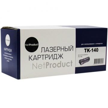 Картридж лазерный Kyocera TK-140 (NetProduct)