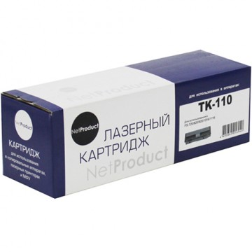 Картридж лазерный Kyocera TK-110 (NetProduct)