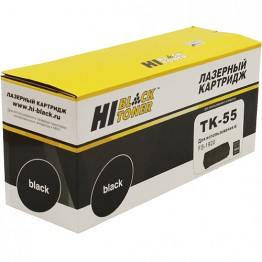 Картридж лазерный Kyocera TK-55 (Hi-Black)