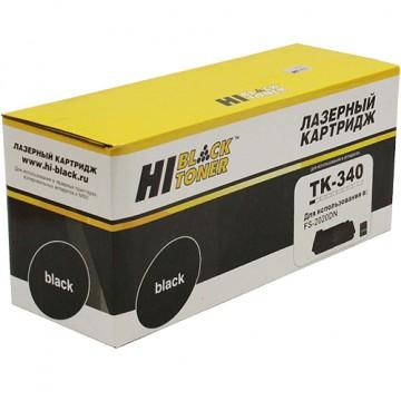 Картридж лазерный Kyocera TK-340 (Hi-Black)