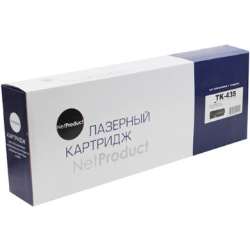 Картридж лазерный Kyocera TK-435 (NetProduct)