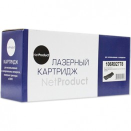 Картридж лазерный Xerox 106R02778 (NetProduct)
