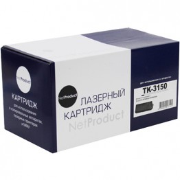 Картридж лазерный Kyocera TK-3150 (NetProduct)