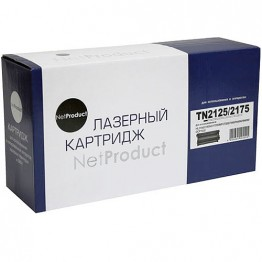 Картридж лазерный Brother TN-2175 (NetProduct)