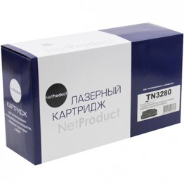 Картридж лазерный Brother TN-3280 (NetProduct)