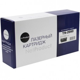 Картридж лазерный Brother TN-2090 (NetProduct)