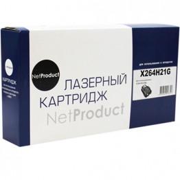 Картридж лазерный Lexmark X264H21G (NetProduct)