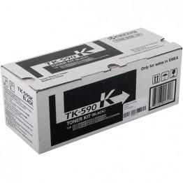 Картридж лазерный Kyocera TK-590K