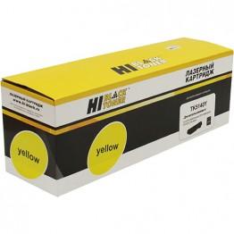 Картридж лазерный Kyocera TK-5140Y (Hi-Black)
