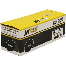Картридж лазерный Kyocera TK-5150BK (Hi-Black)