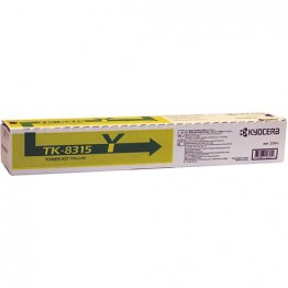 Картридж лазерный Kyocera TK-8315Y
