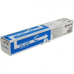 Картридж лазерный Kyocera TK-895C