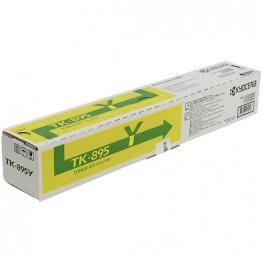 Картридж лазерный Kyocera TK-895Y