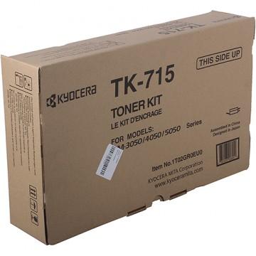 Картридж лазерный Kyocera TK-715