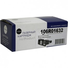 Картридж лазерный Xerox 106R01632 (NetProduct)
