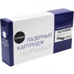 Картридж лазерный Samsung CLT-C404S (NetProduct)