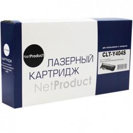 Картридж лазерный Samsung CLT-Y404S (NetProduct)