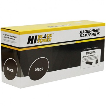 Картридж лазерный Brother TN-325BK (Hi-Black)