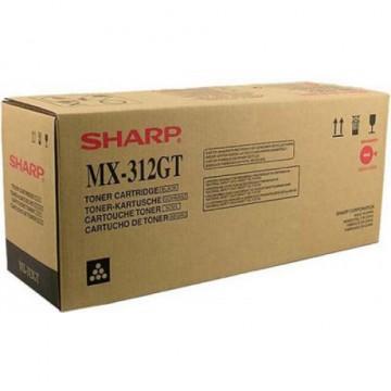 Картридж лазерный Sharp MX312GT