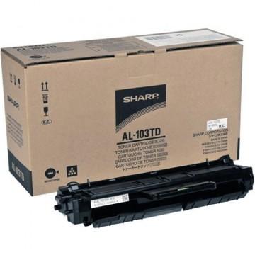 Картридж лазерный Sharp AL103TD