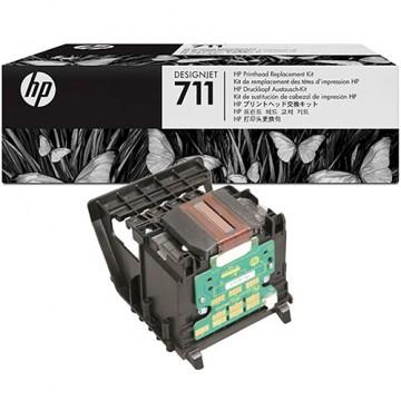 Комплект для замены печатающей головки HP 711, C1Q10A