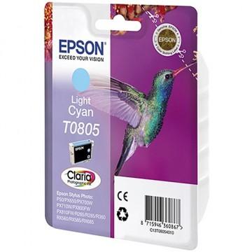 Картридж струйный Epson T0805, C13T08054010