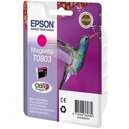 Картридж струйный Epson T0803, C13T08034010