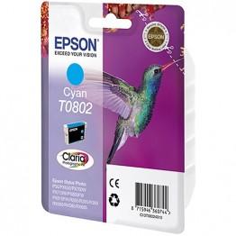 Картридж струйный Epson T0802, C13T08024010