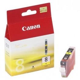 Картридж струйный Canon CLI-8Y, 0623B001