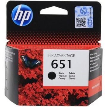 Картридж струйный HP 651, C2P10AE