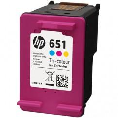 Картридж струйный HP 651, C2P11AE