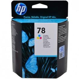 Картридж струйный HP 78, C6578D