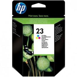 Картридж струйный HP 23, C1823D
