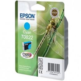 Картридж струйный Epson T0822, C13T11224A10