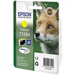 Картридж струйный Epson T1284, C13T12844010