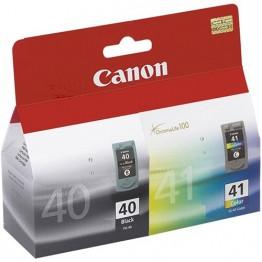 Комплект струйных картриджей Canon PG-40+CL-41, 0615B036