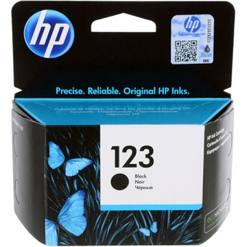 Картридж струйный HP 123, F6V17AE