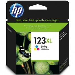Картридж струйный HP 123XL, F6V18AE