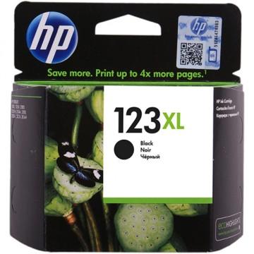Картридж струйный HP 123XL, F6V19AE