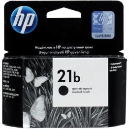 Картридж струйный HP 21b, C9351BE