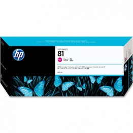 Картридж струйный HP 81, C4932A