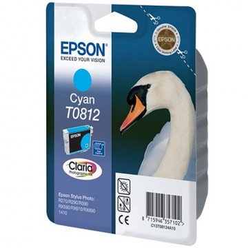 Картридж струйный Epson T0812, C13T11124A10