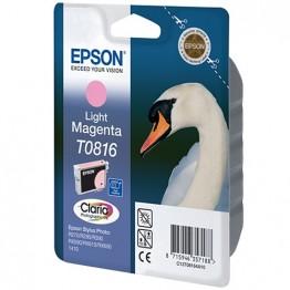 Картридж струйный Epson T0816, C13T11164A10
