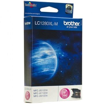 Картридж струйный Brother LC-1280XLM