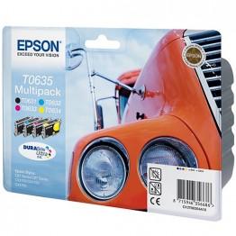Комплект струйных картриджей Epson T0635, C13T06354A10