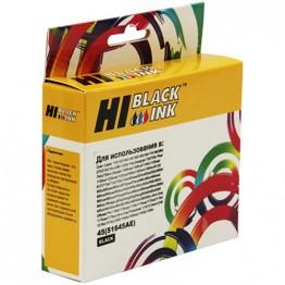 Картридж струйный HP 45, 51645AE (Hi-Black)